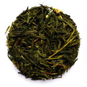 Grøn Sencha m/citron