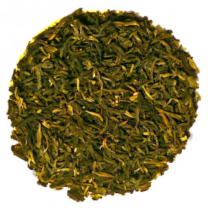 Kinesisk grøn Yunnan